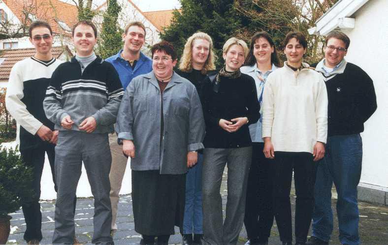 Vorstand 1999/2000