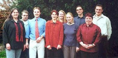 Vorstand 2000/2001