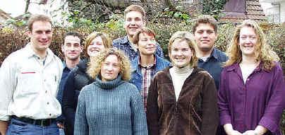 Vorstand 2002/2003