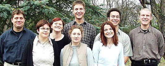 Vorstand 2003/2004