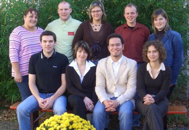 Vorstand 2006/2007