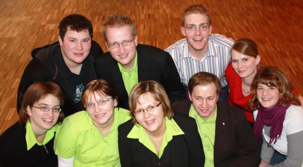 Vorstand 2009/2010