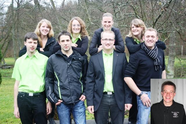 Vorstand 2011/2012