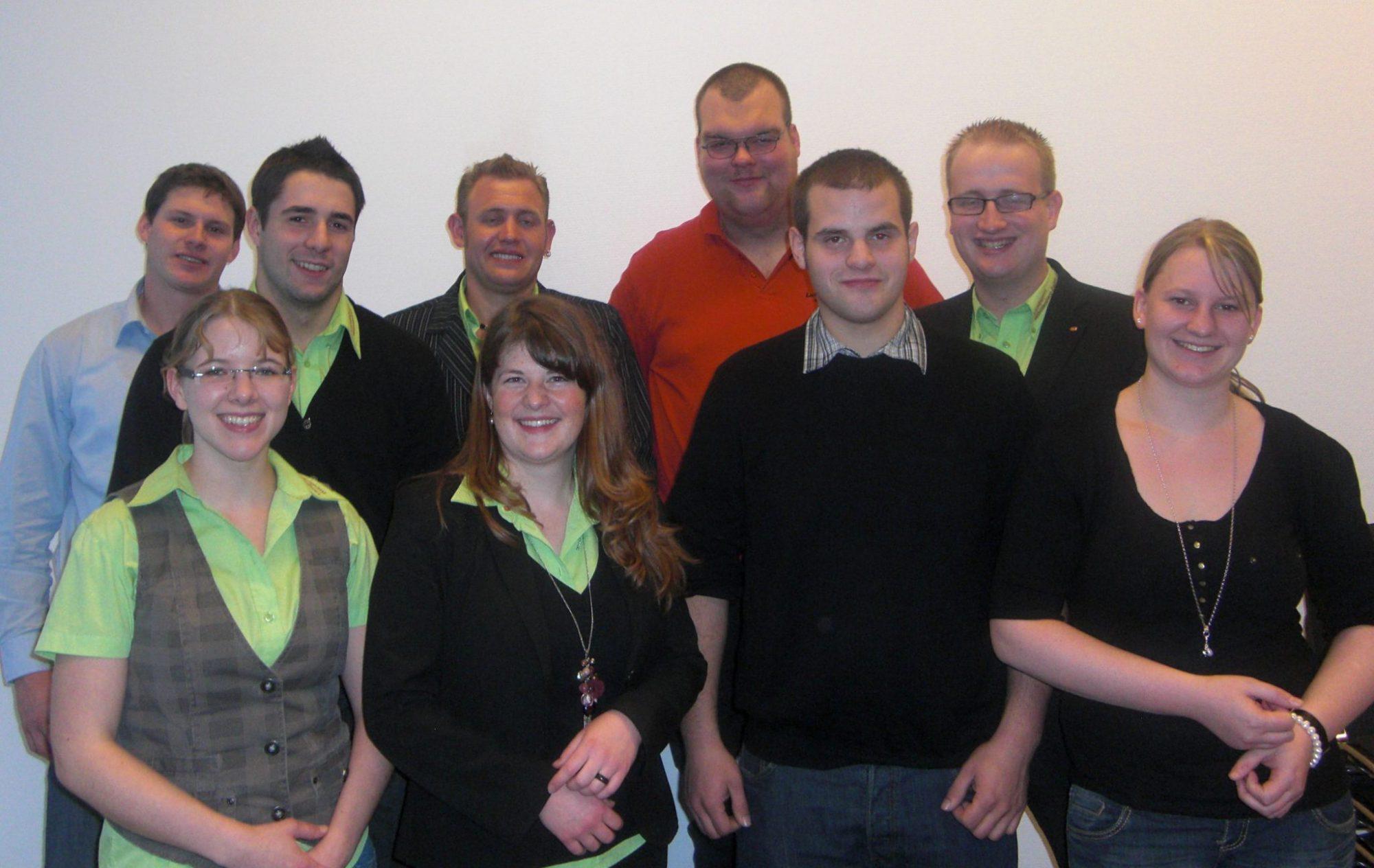 Vorstand 2012/2013