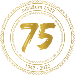 75-jähriges Jubiläum 2022